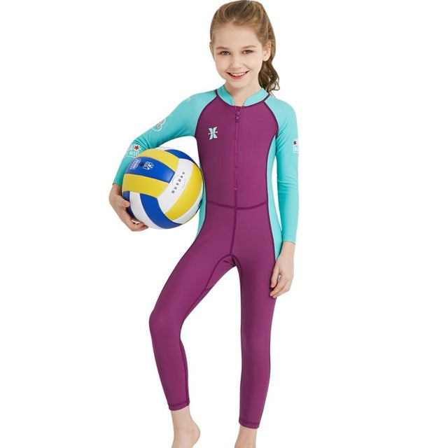 Kids 1pc. Swimming/Diving Suit