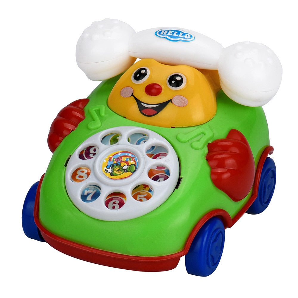 Baby/Toddler Fun Pretend Learning Phone toy