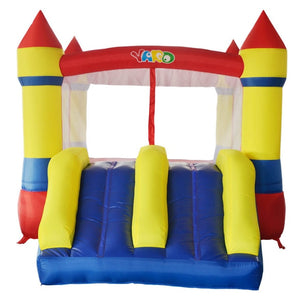 Large Capacity Yard Inflatable Trampoline Bouncy Children's Castle with FREE Blower Included