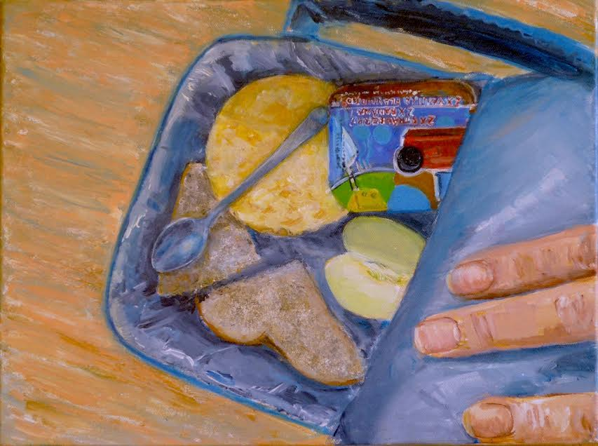 Anne O'Sullivan - School Lunch