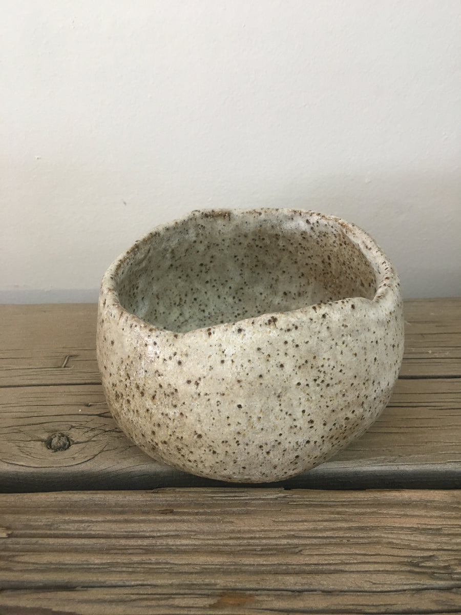 Angela Edwards Ceramics - Medium Pinchpot Bowl No.12