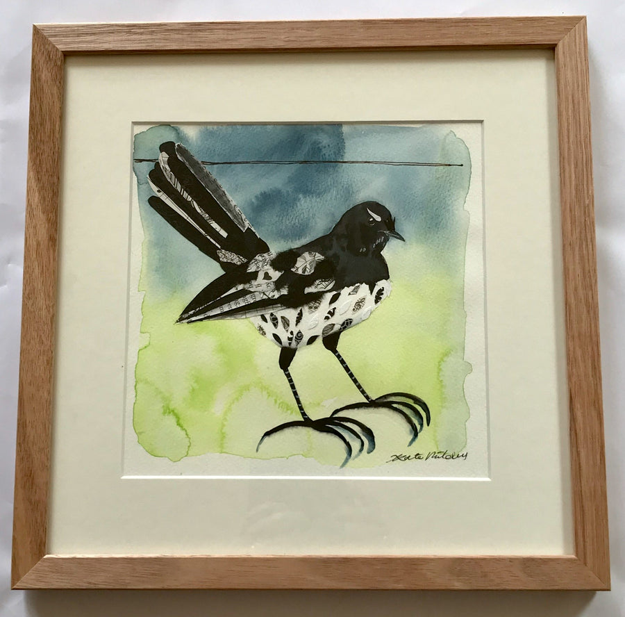 Kate Mitchell - William Wagtail