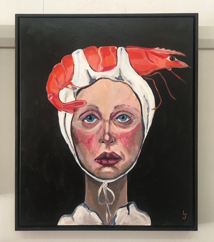 Lisa Jones - Long Lunch Prawn Head