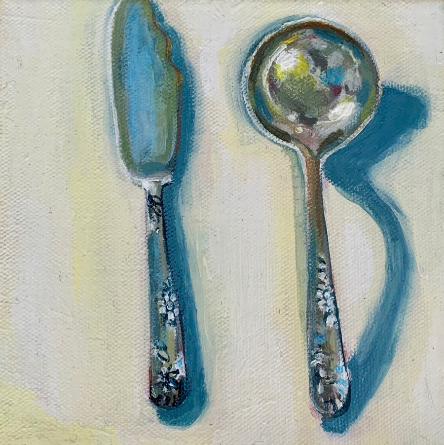 Kim Bizo - Butter Knife and Jam Spoon