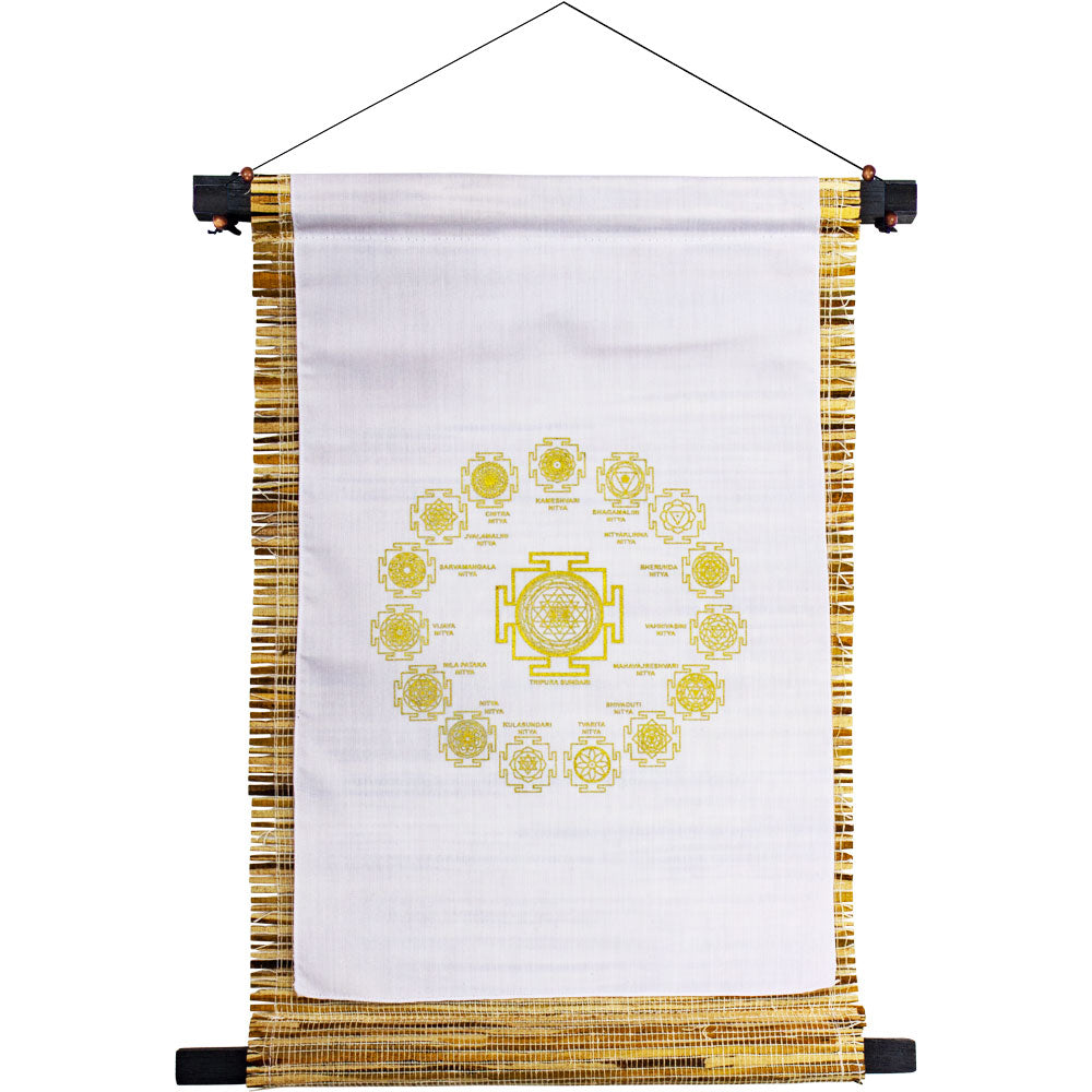 Small Seagrass Banner - Sacred Symbols