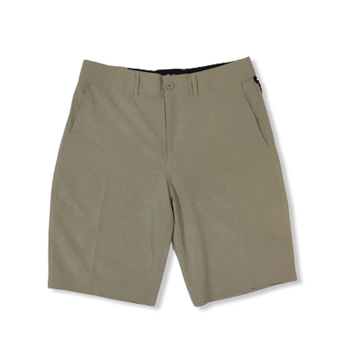 Men's Hybrid Swim Shorts - Crabapple