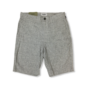 Men's Grey Chino Shorts - Crabapple