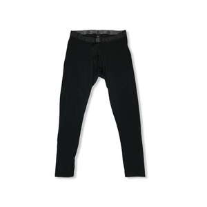 Men's Black Compression Pants - Crabapple