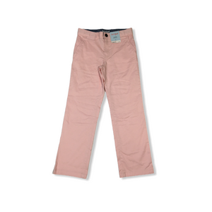 Toddler Straight Adjustable Waist Pant - Crabapple