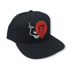 "Black ""IT"" Baseball Cap - Crabapple"