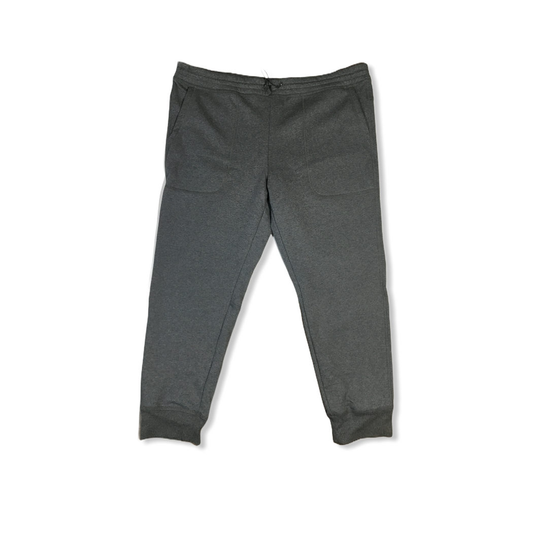 Men's Railroad Grey Sweatpants - Crabapple
