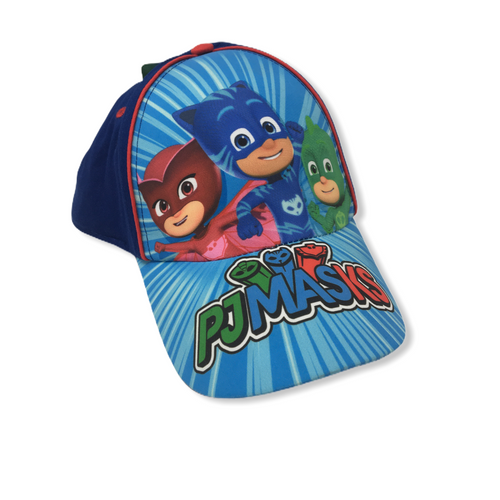 Kids' PJ Masks Snapback Baseball Hat - Crabapple