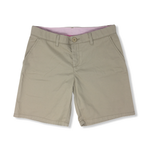 Girls' Classic Chino Short - Crabapple