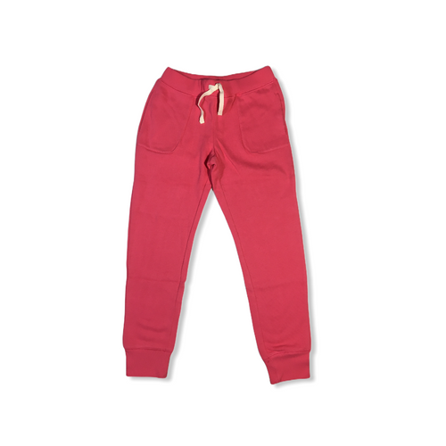 Girls' Pink Jogger - Crabapple