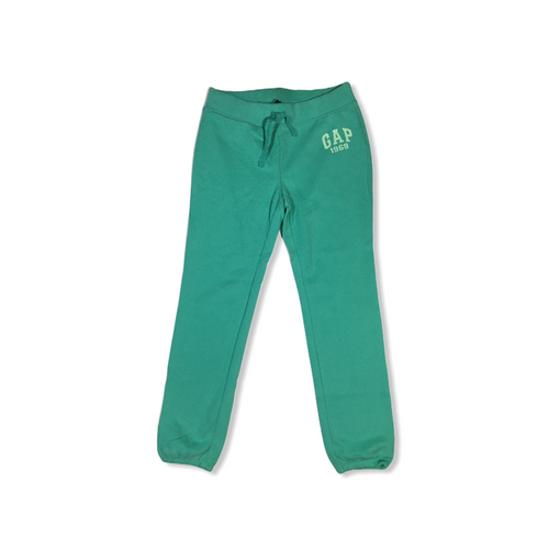Girls' Aquamarine with GAP Sweatpants - Crabapple