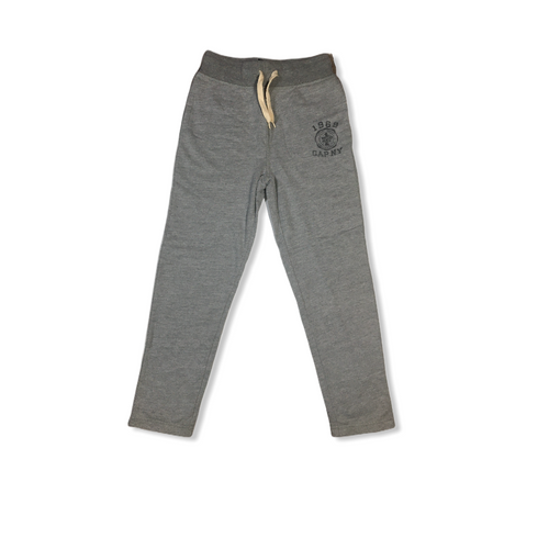 Boys' Grey 1969 GAP NY Sweatpants - Crabapple