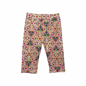 Toddler Multi-Colored Leggings - Crabapple