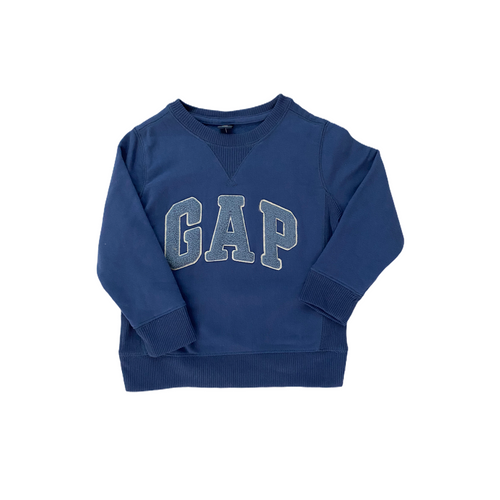 Toddler Blue with GAP and Retro Ribbing - Crabapple