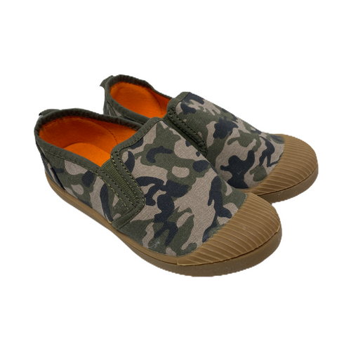 Toddler Camo Play Shoes - Crabapple