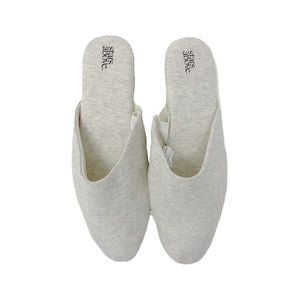 Women's Cream Marled Super Comfy Slippers - Crabapple
