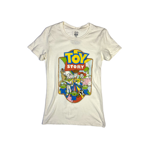 Women's Toy Story Graphic Tee - Crabapple