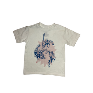 Toddler Marvel Tee - Crabapple