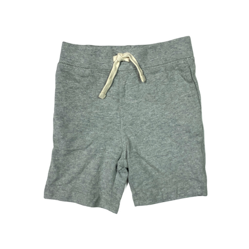 Toddler Grey Knit Short - Crabapple
