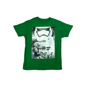 Boys' Green Stormtrooper T-Shirt - Crabapple