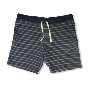 "Men's Blue 8.5"" Knit Shorts - Crabapple"
