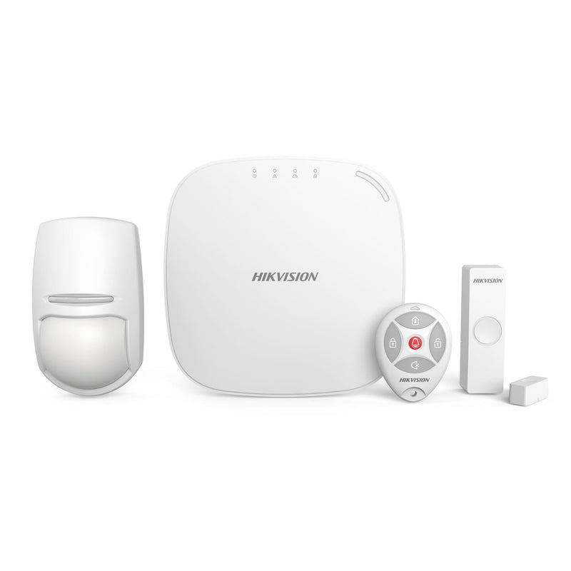 Hikvision Axiom Alarm Starter Kit, 3/4G, - YourSmartLife