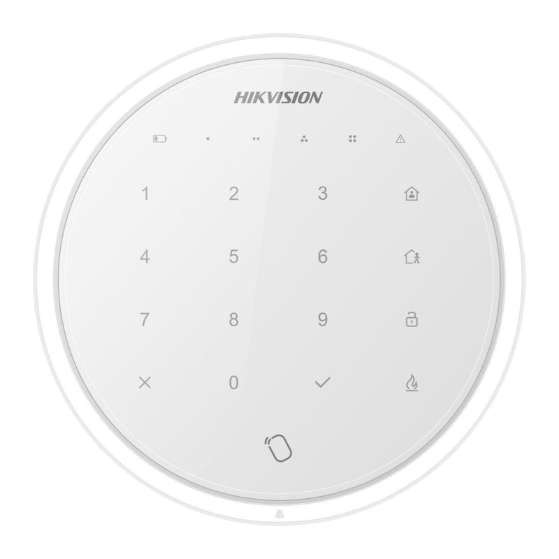 Hikvision Wireless Touchscreen Keypad to suit Axiom Hub - YourSmartLife