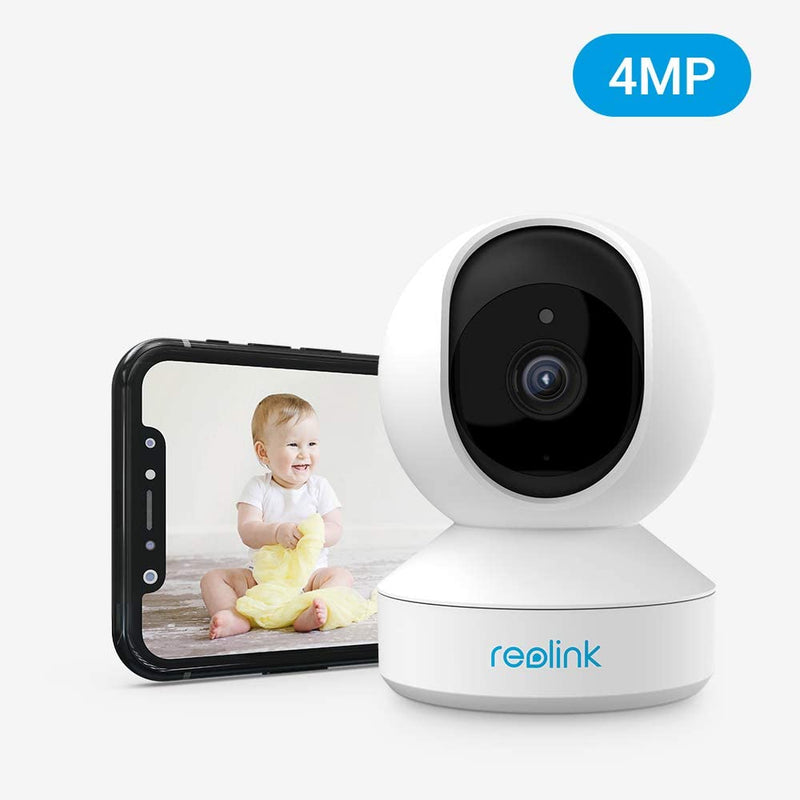 Reolink E1 Pro 4MP Super HD Indoor WIFI Camera - Security, Baby or Pet Monitor - YourSmartLife