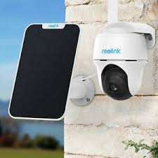 Reolink GO PT + Solar Panel Value Package - 4G Pan and Tilt Wire-free Security Camera - Available for Pre-order - In Stock from Nov 16thfrom - YourSmartLife