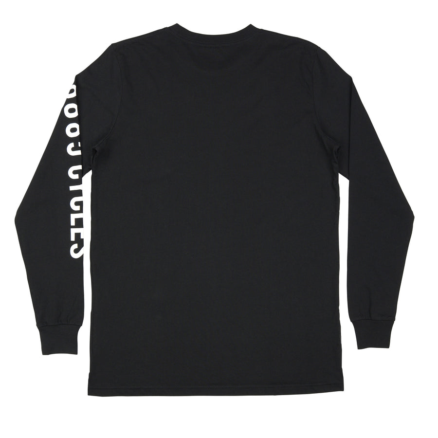 Company Long Sleeve Tee Black