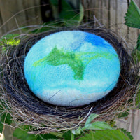 Fiat Luxe Felted Soap in Nest
