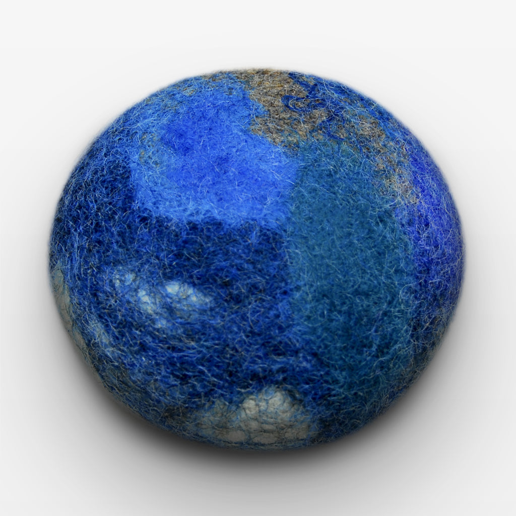 Classic Bay Rum Felted Soap
