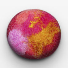 Load image into Gallery viewer, Citrus Spice Felted Soap
