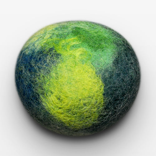 Verbena Felted Soap