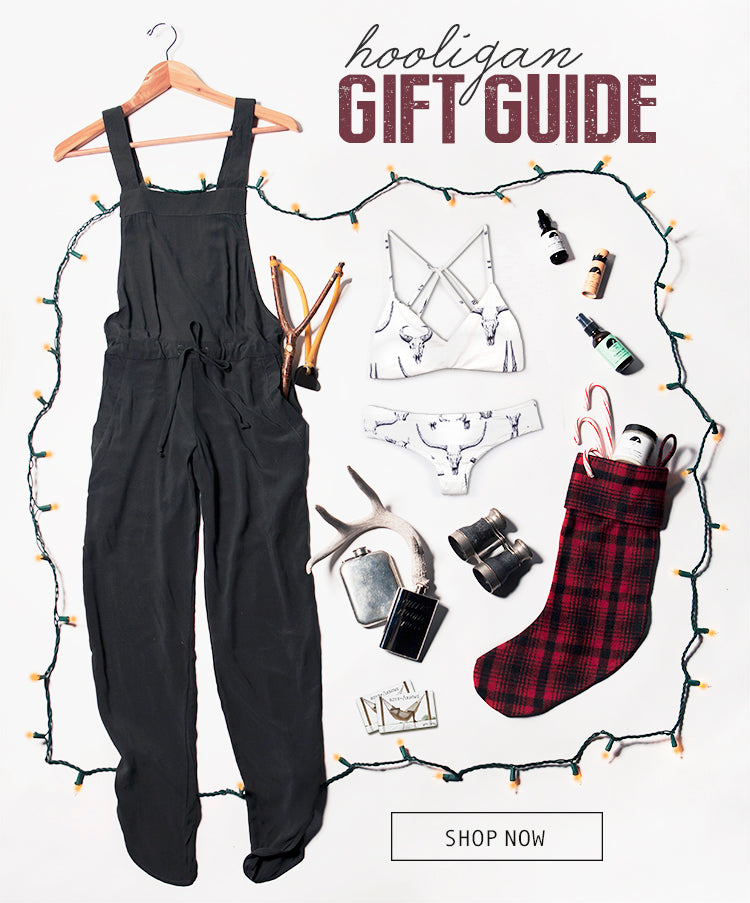 Boys and Arrows Holiday Hooligan Gift Guide