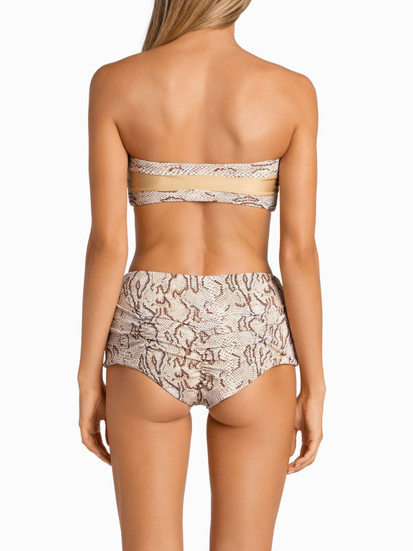 Boys And Arrows Bikini Bottom Louise Pant - Boa
