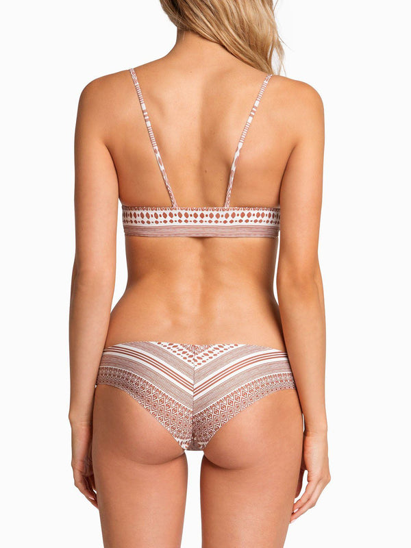 Boys And Arrows Bikini Top Dana the Delinquent Top - Sedona
