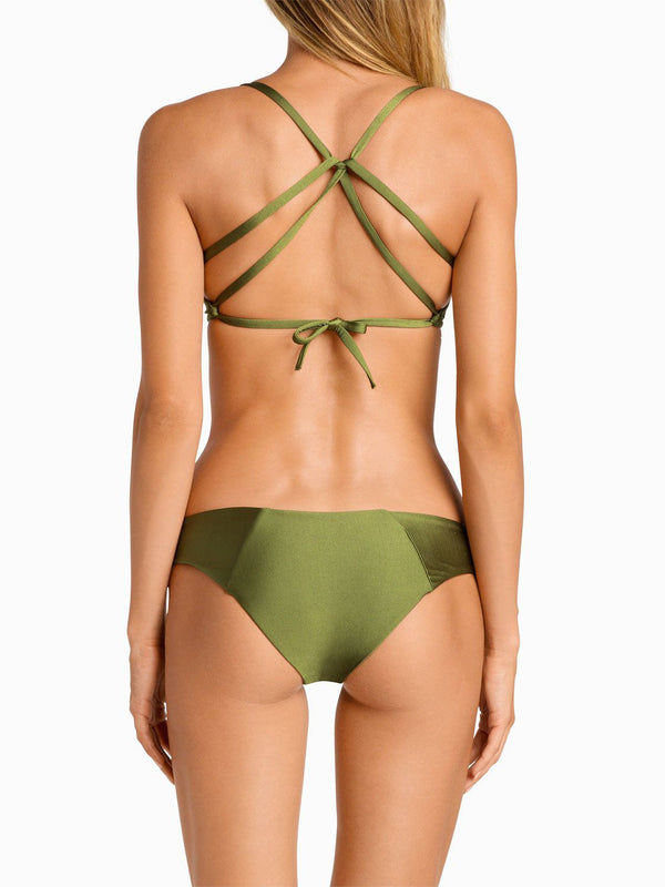 Boys And Arrows Bikini Top Dylan Top - Later Gator