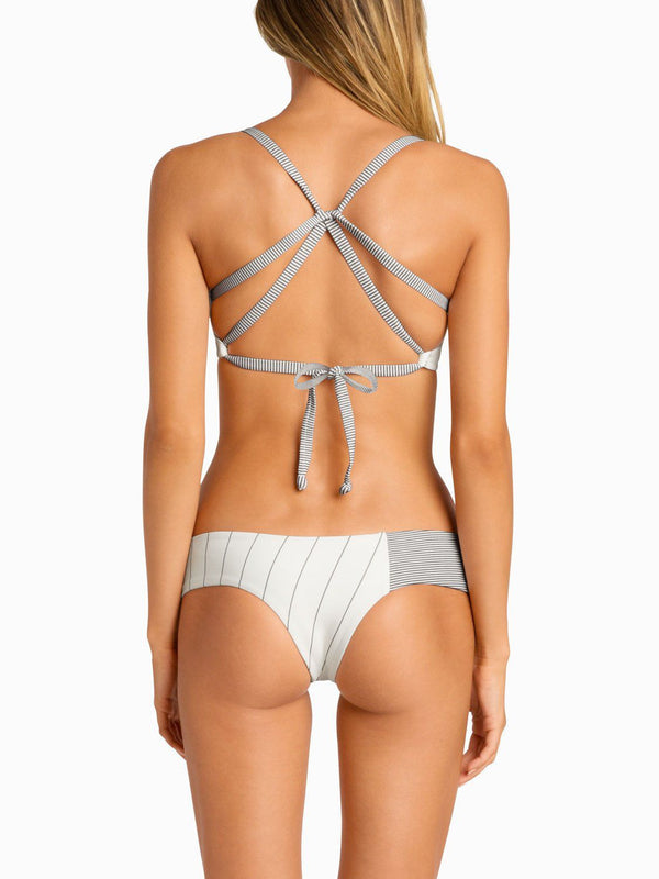 Boys And Arrows Bikini Top XS / Behind Bars Dylan Top - Behind Bars