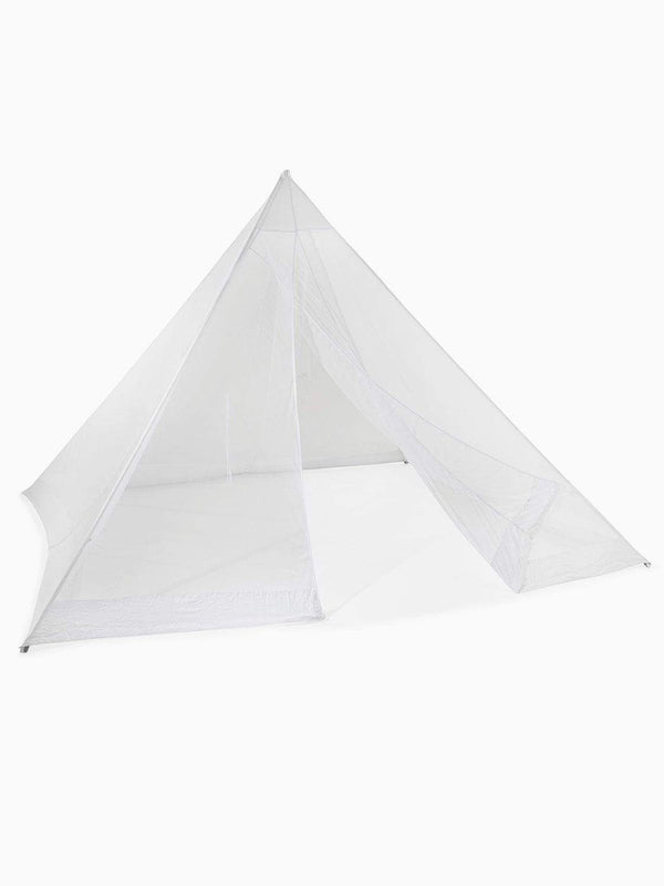 Ginger & Gilligan Supply Co. Tipi Free Standing Pyramid Mosquito Net