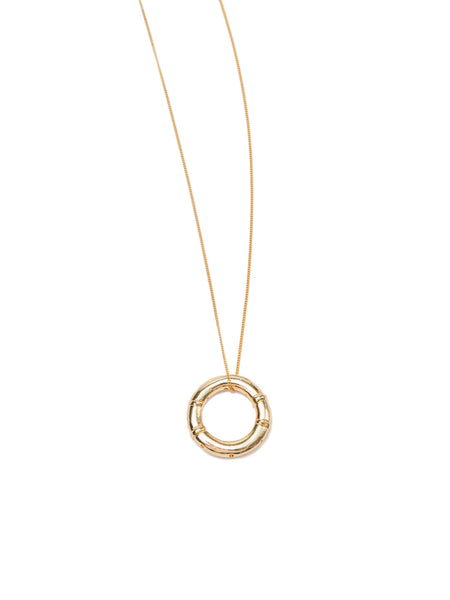 SAVE ME NECKLACE GOLD