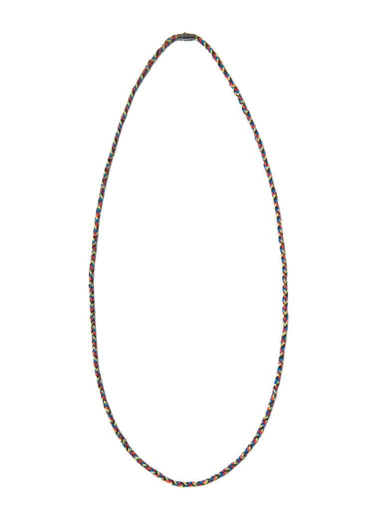 RIPTIDE NECKLACE RED/YELLOW/BLUE - Venessa Arizaga