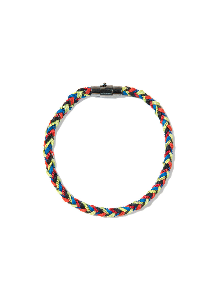 RIPTIDE BRACELET RED/YELLOW/BLUE - Venessa Arizaga