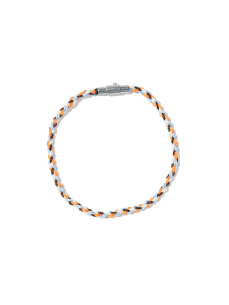 RIPTIDE SKINNY BRACELET BLUE/ORANGE/WHITE