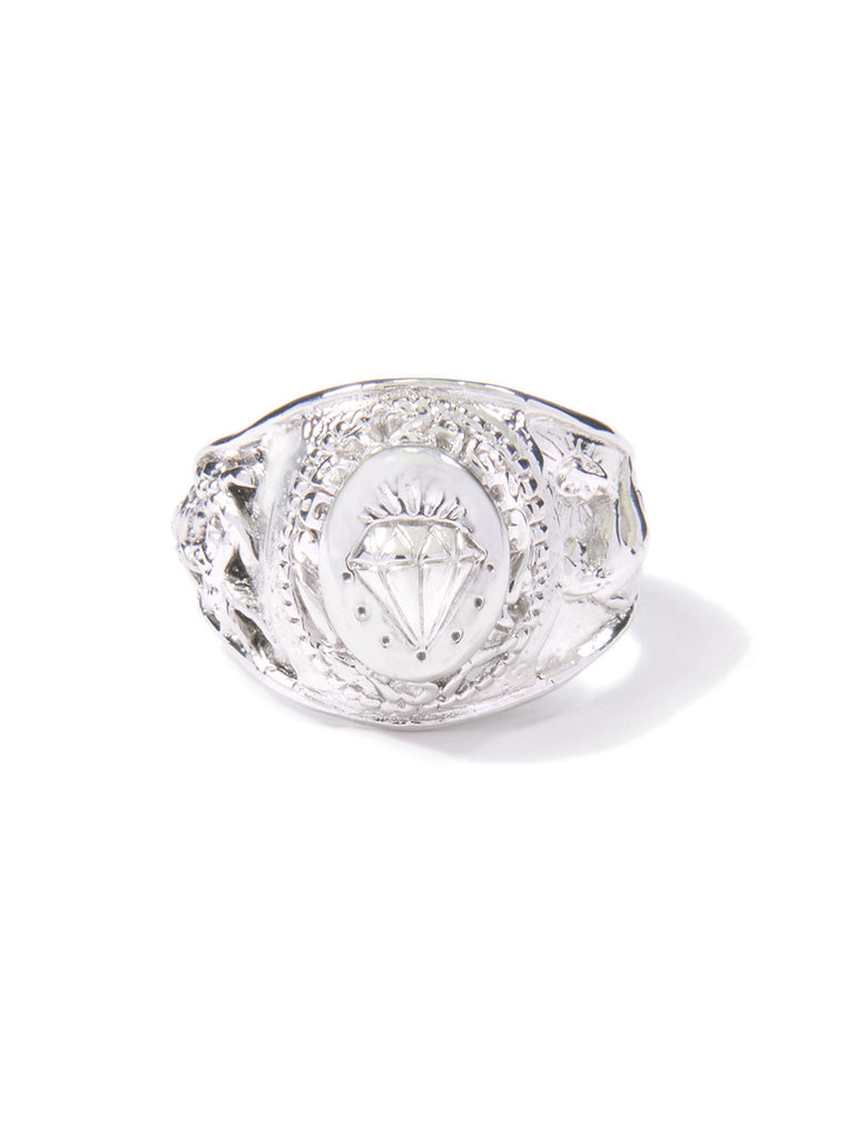 ARIZAGA RING SILVER