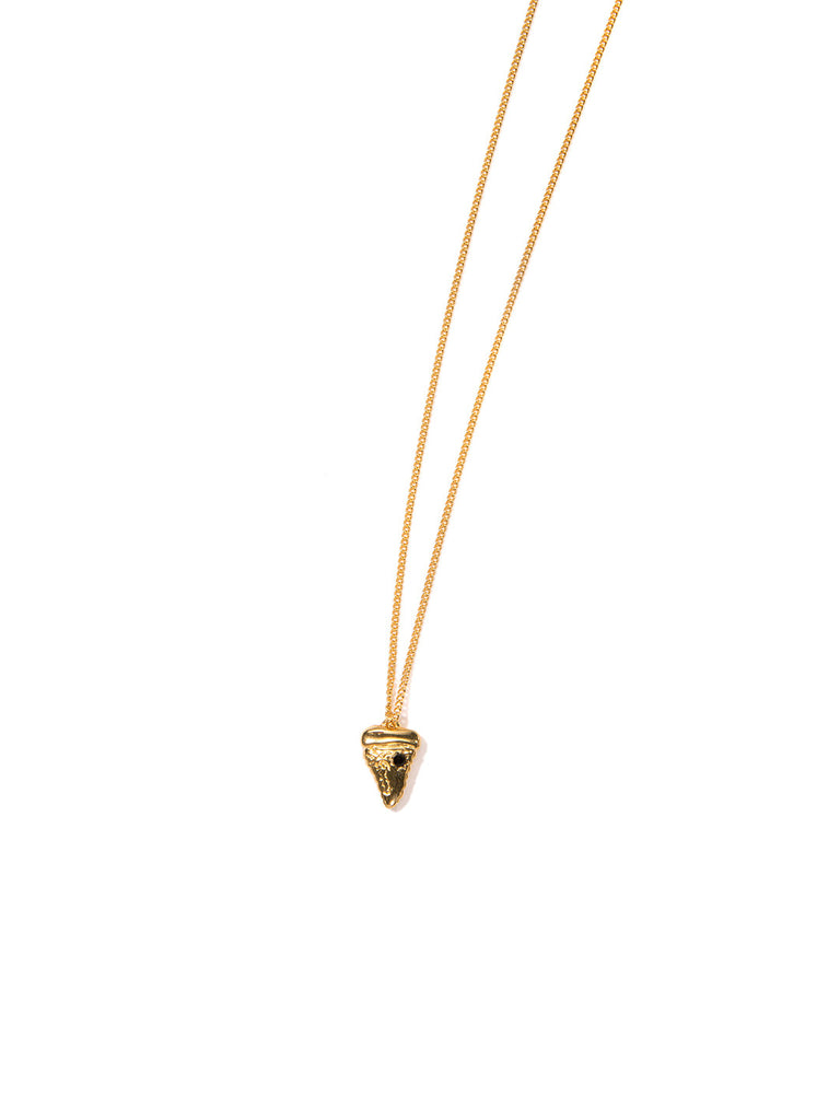 TROUBLE IN PARADISE NECKLACE GOLD NECKLACE - Venessa Arizaga